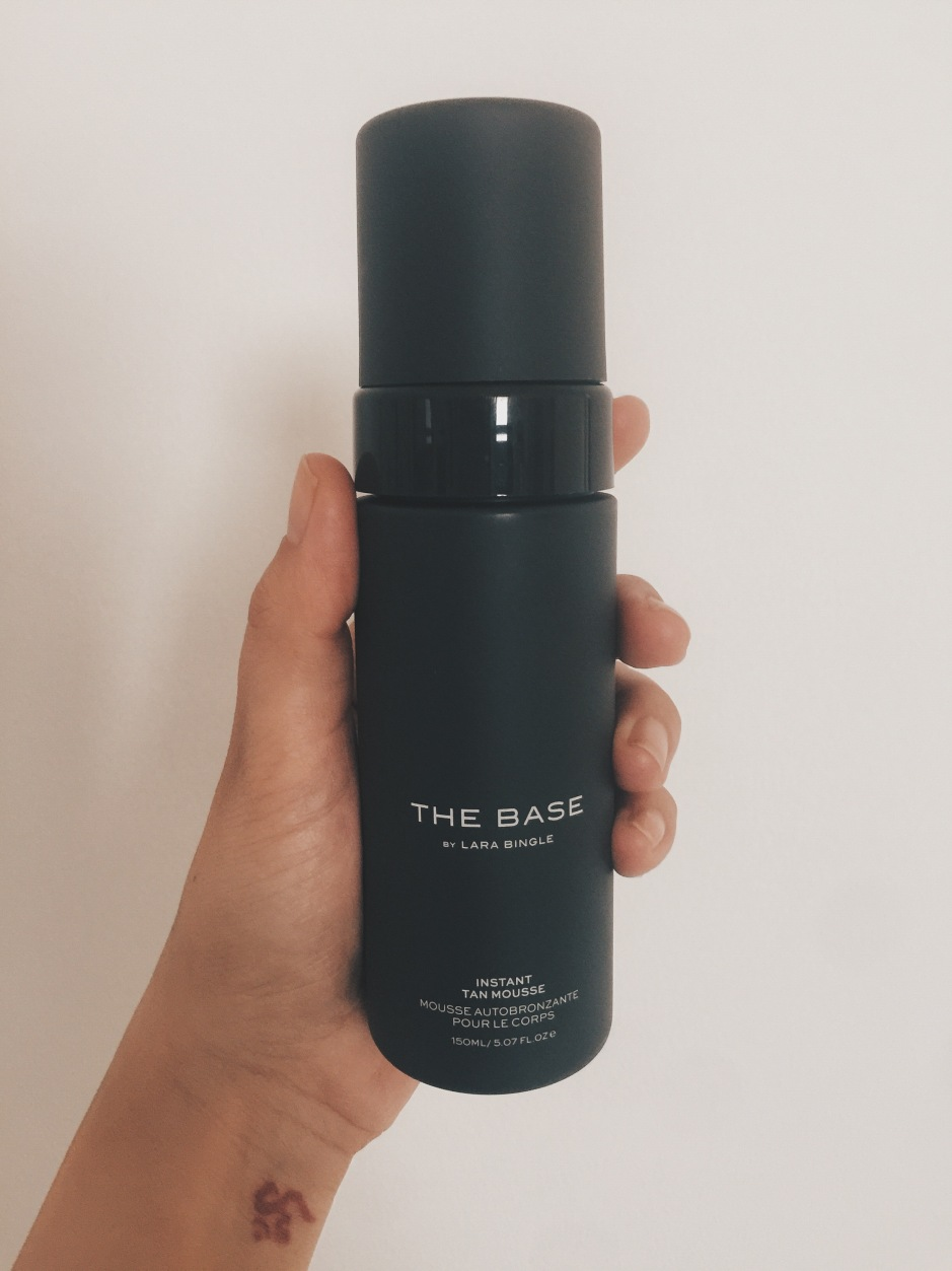 The Base by Lara Bingle Review