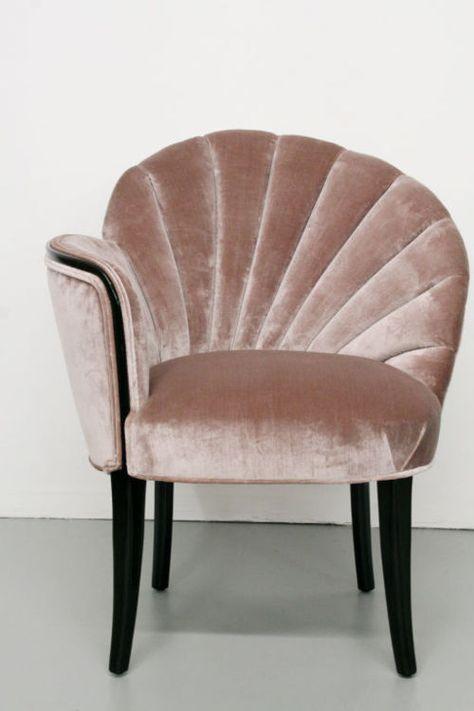 Pink velvet sofa 7