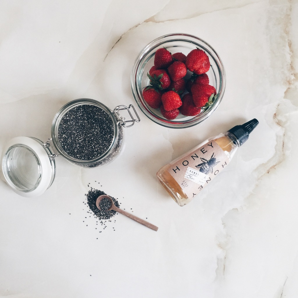 healthy homemade jam
