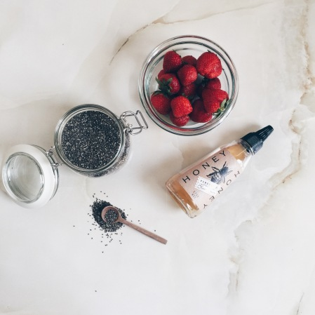 healthy homemade jam